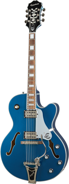 Epiphone Emperor Swingster Delta Blue Metallic