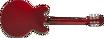 Epiphone Riviera Frequensator Tailpiece Sparkling Burgundy