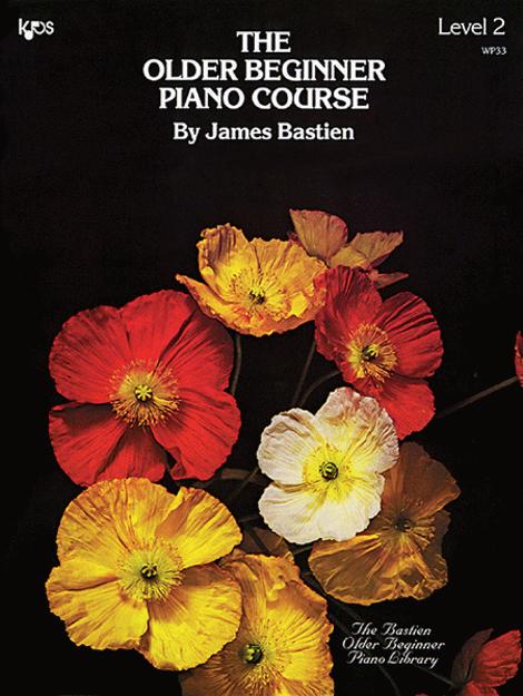 Bastien Older Beginner Piano Course, Level 2