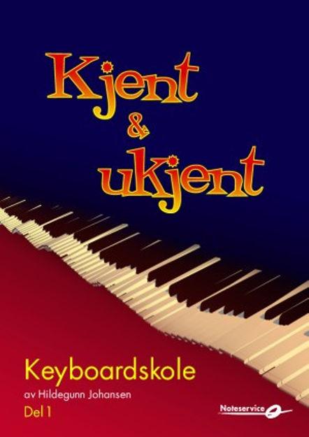 Kjent og ukjent - Keyboardskole for barn - Johansen