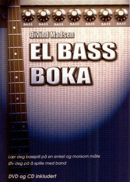 Elbassboka 1 + DVD - Madsen