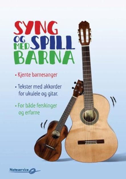 Syng og spill med barna - Madsen