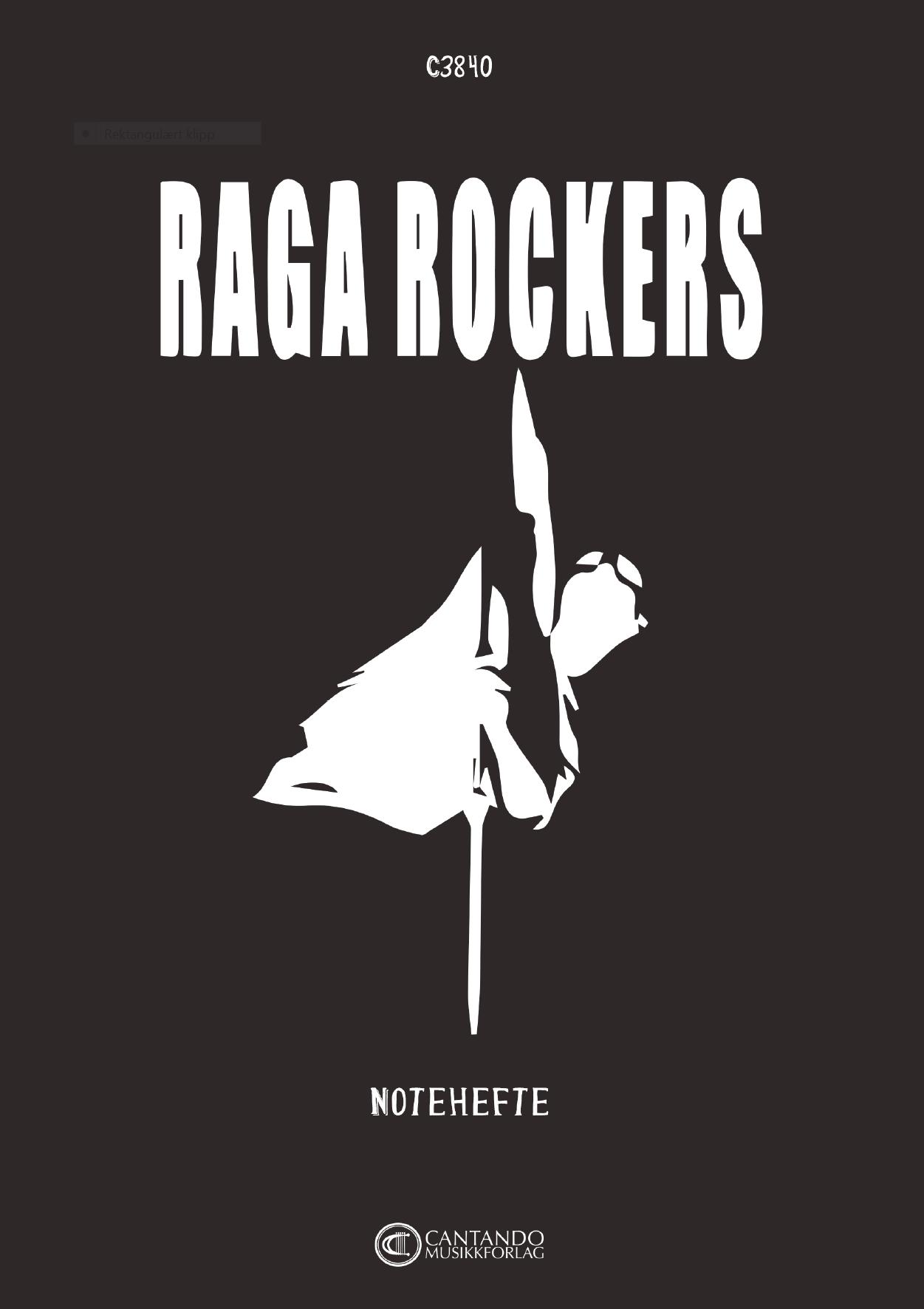Raga Rockers notehefte