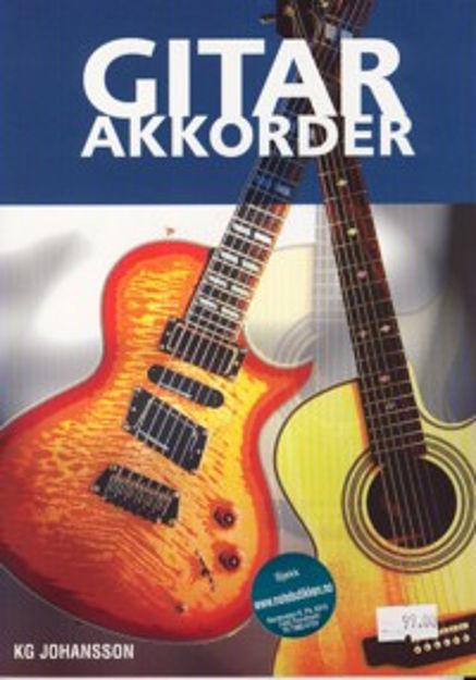 Gitarakkorder - Johansson