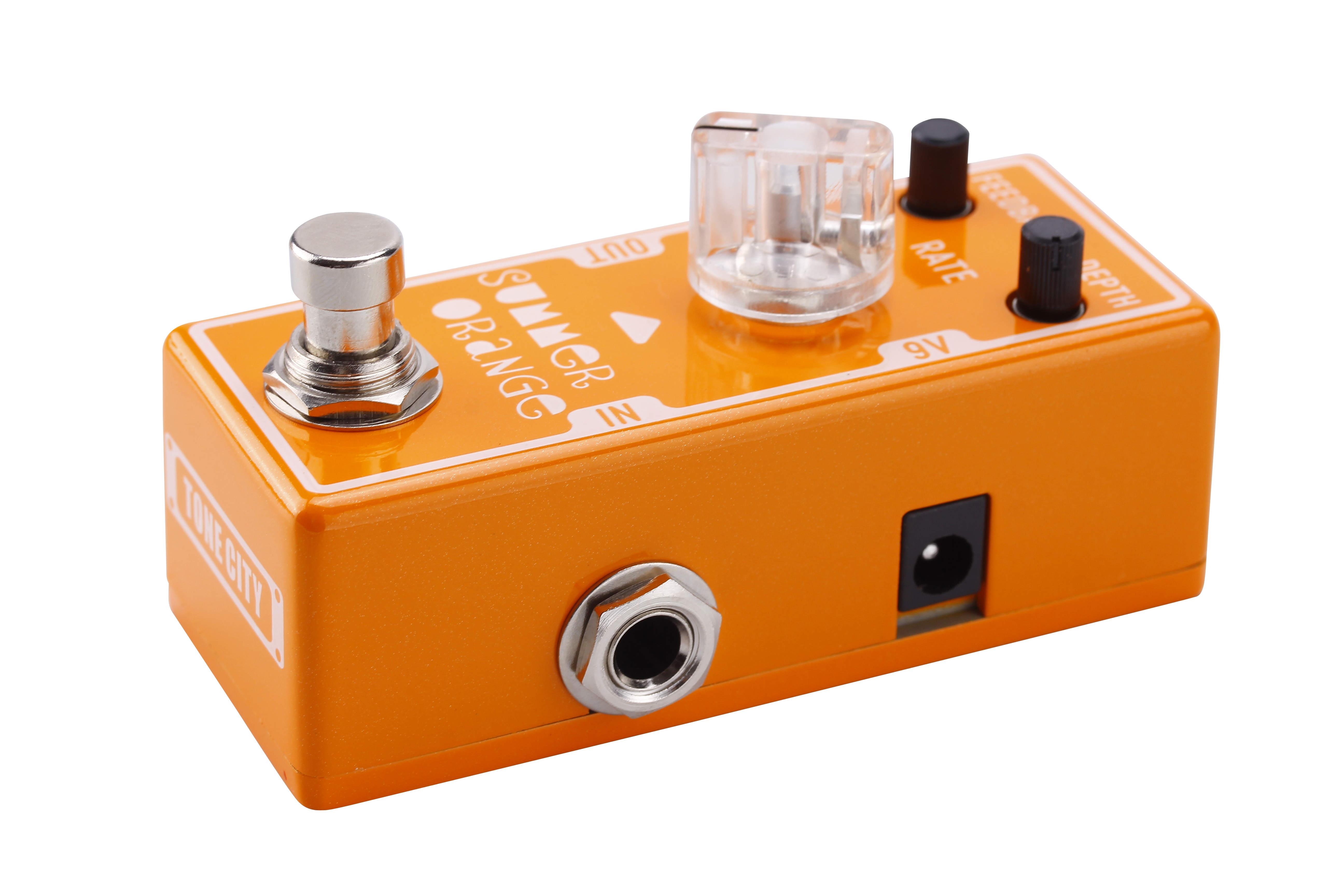 Tone City Summer orange Phase