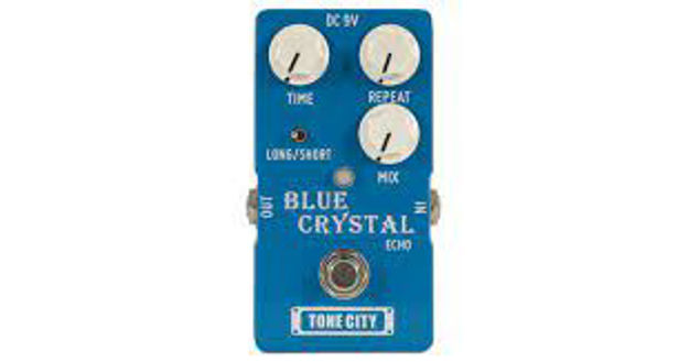 Tone City Blue Crystal Echo