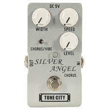 Tone City Silver Angel Chorus/ Vibe