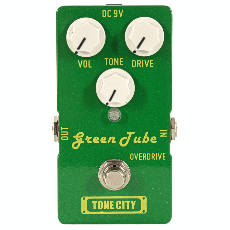 Tone City Green Tube Overdrive